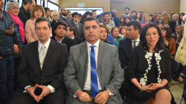 Jura jueces de Instrucción y Agente Fiscal de Río Grande