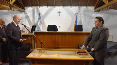 Jura nuevo Juez de Ejecución de Ushuaia