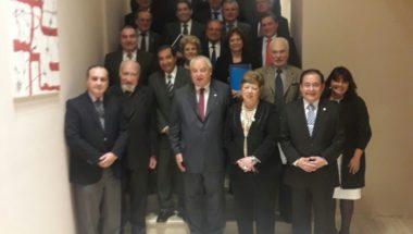 La Doctora Battaini participó de la reunión de Ju.Fe.Jus en San Juan