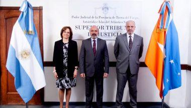Muchnik ocupará la presidencia del Superior Tribunal de Justicia en 2018