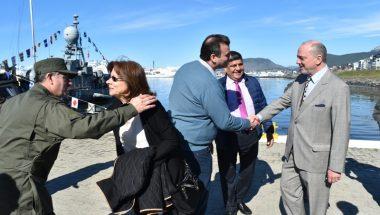 """El Superior Tribunal de Justicia participó de la navegación con inmersión en el Submarino A.R.A """"San Juan"""""""