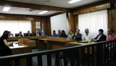 El Tribunal de Juicio condenó a cuatro personas por el delito de robo agravado
