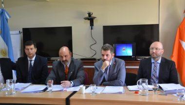 Evaluaron a postulantes para cubrir cargos de Juez de la Sala Penal de la Cámara de Apelaciones de Ushuaia