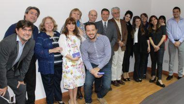 Río Grande: entrega de presentes 10 y 20 años de servicio