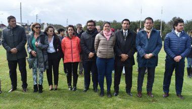 El Poder Judicial asistió al partido de rugby entre internos de Ushuaia y Río Grande