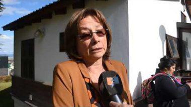 Consejo de la Magistratura. La Dra Battaini asumió y hace una sintesis de temas tratados