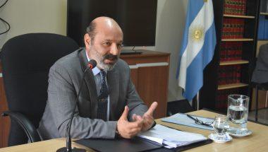 El Doctor Muchnik se reunió con jueces, fiscales y defensores de Ushuaia