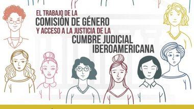 Invitan a videoconferencia sobre el trabajo de la Comisión de Género de la Cumbre Judicial Iberoamericana