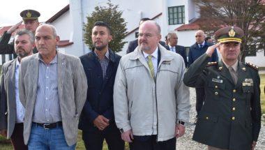 El Superior Tribunal de Justicia asistió al acto de homenaje al Almirante Guillermo Brown