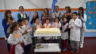 El Superior Tribunal de Justicia festejó los 23 años de la Escuela Nº34