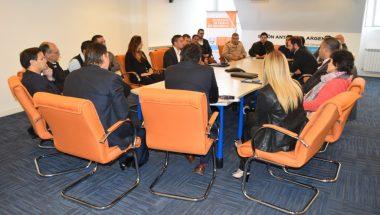 El Poder Judicial participó de mesa de trabajo intersectorial sobre situación migratoria