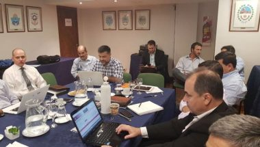 Las herramientas digitales en agenda de una reunión de Ju.Fe.Jus