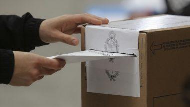 Actualización del registro de electores