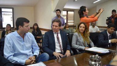 El Juez Aramburú expuso en la Legislatura sobre proyectos de reforma electoral