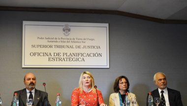 Tierra del Fuego fue sede del Encuentro Federal de Planificación Estratégica