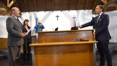 Pachtman asumió en la Secretaría de Gestión y Coordinación Administrativa y Jurisdiccional