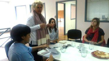 La Mesa de Redes Interinstitucionales desplegó su accionar en Rio Grande y Tolhuin