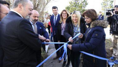 El Superior Tribunal de Justicia inauguró oficialmente su nueva sede en Río Grande