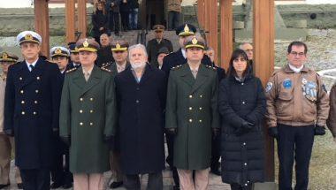 El Superior Tribunal de Justicia participó del 36º Aniversario del Bautismo de Fuego de Gendarmería Nacional  en la Gesta de Malvinas