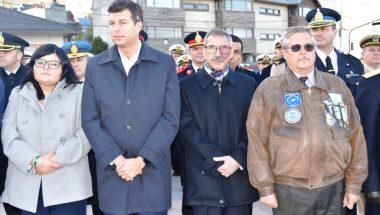 El Superior Tribunal de Justicia asistió al homenaje a los tripulantes del Crucero ARA General Belgrano