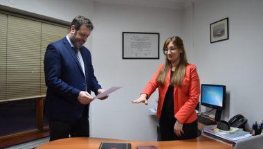 Juró la Prosecretaria del Juzgado Civil y Comercial Nº 2 de Ushuaia