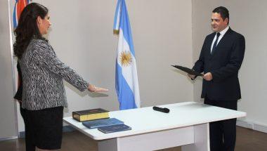 Prestó juramento la nueva Secretaria del Ministerio Público de la Defensa de Río Grande