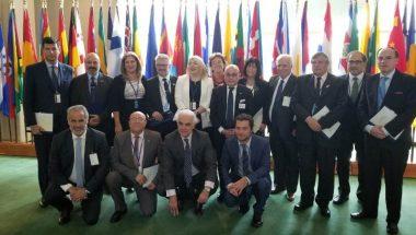 Muchnik participó del Comité Especial de Descolonización de las Naciones Unidas