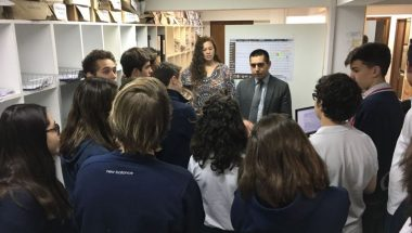 Colegios secundarios de Ushuaia y de Río Grande realizaron visitas al Poder Judicial