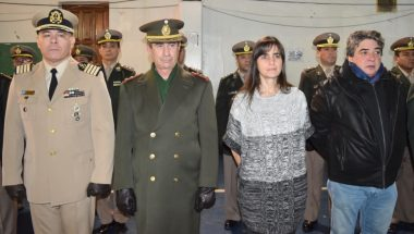 El Superior Tribunal de Justicia presente en el acto por el 197º Aniversario del Fallecimiento del General Martín Miguel de Güemes