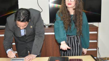 Prestó juramento la nueva Secretaria del Juzgado de Ejecución DJS