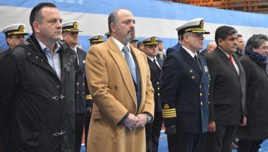 El Superior Tribunal de Justicia participó del Acto por el 208º Aniversario de la Prefectura Naval Argentina