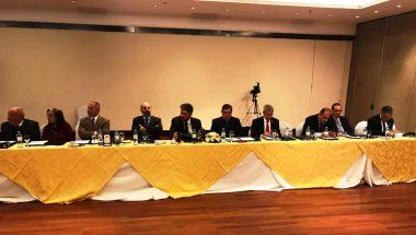 Muchnik y Battaini participaron de la reunión de la JUFEJUS en Chaco