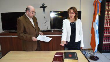 Prestó juramento la nueva Secretaria del Ministerio Público Fiscal de Ushuaia