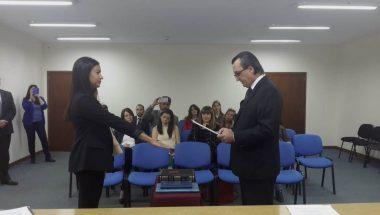 Juró la nueva Secretaria del Ministerio Público Fiscal del Distrito Judicial Norte