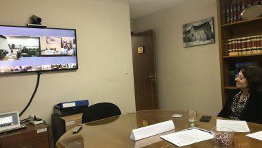 Se reunió la Comisión de Interoperabilidad del Grupo de Informática de la Ju.Fe.Jus