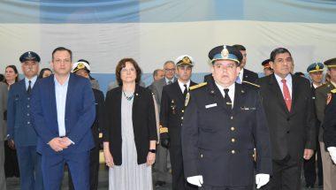 La Doctora Battaini participó del 197º Aniversario de la Policía Federal