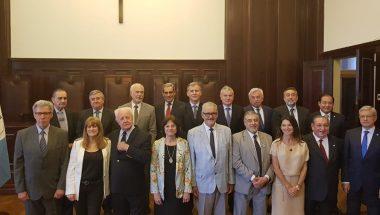 La Doctora Battaini participó de la reunión de JuFeJus en Tucumán