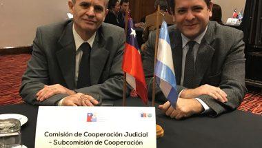 El Poder Judicial participó del XXVII Encuentro del Comité de Integración Austral