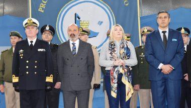 El Doctor Muchnik asistió al 9° Aniversario del Servicio Penitenciario Provincial