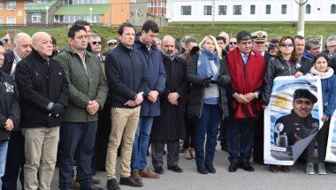 El Superior Tribunal de Justicia participó del homenaje a un año de la desaparición del ARA San Juan