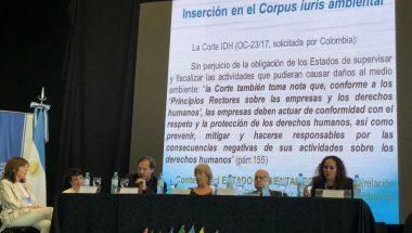 """El Doctor Eduardo Olivero disertó en el """"III Congreso Argentino de Justicia Constitucional"""""""