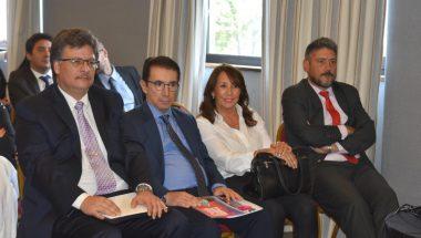Battaini cerró las actividades conjuntas FOFECMA-JUFEJUS