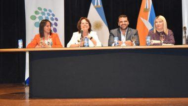 Battaini participó de la presentación del Centro de Acción Legal Comunitaria del Municipio
