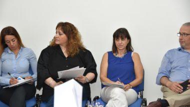 En Río Grande la Defensoría presentó su Plan Estratégico Consensuado