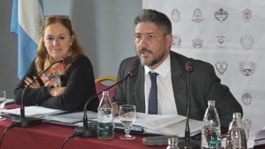 El Comité Ejecutivo de FOFECMA se reunió en Ushuaia