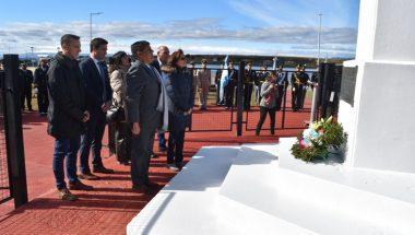 El Superior Tribunal de Justicia participó de la ceremonia por el natalicio del General San Martín