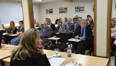 Con Catedráticos españoles se desarrolló jornada académica en Escuela Judicial