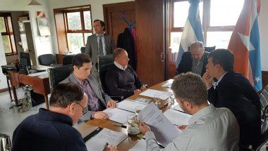 El Consejo de la Magistratura se reunió en Ushuaia