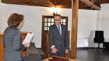 Asumió el Doctor Magnano a cargo del segundo juzgado laboral en Ushuaia
