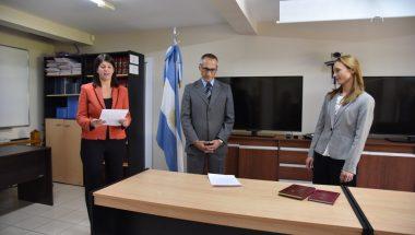 La Doctora Lisak asumió como Prosecretaria del Juzgado de Trabajo Nº 2